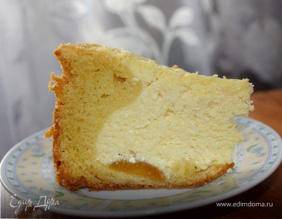 Пирог «Нежный абрикос»