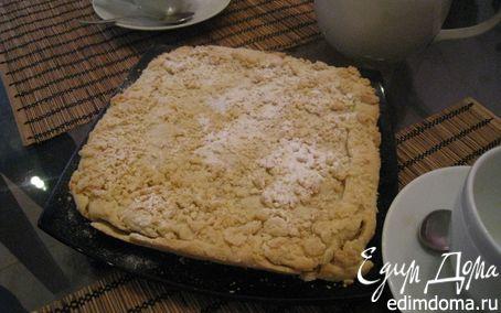Рецепт Французский пирог (творожный)