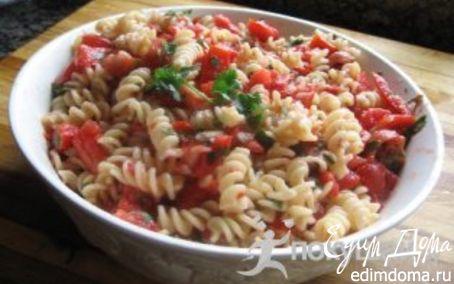 Рецепт Паста с томатным соусом