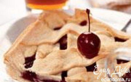 Рецепт Английский черешневый пирог