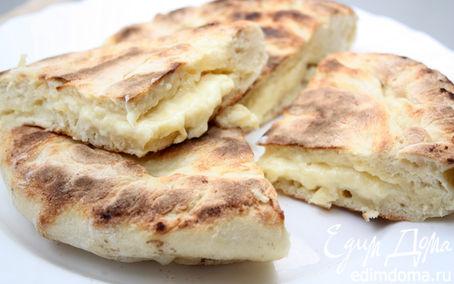Рецепт Хачапури по-тбилисски