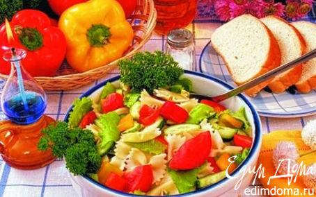 Рецепт Салат итальянский