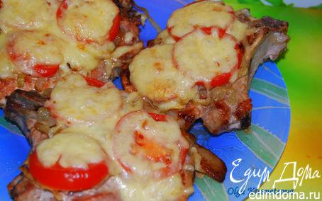 Рецепт – Свиная корейка, запеченая в духовке