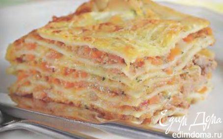 Рецепт Лазанья с крапивой