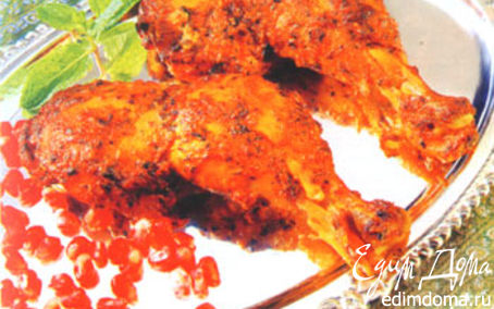 Рецепт Tandoori Chicken