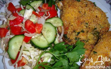 Рецепт Курица по -мексикански