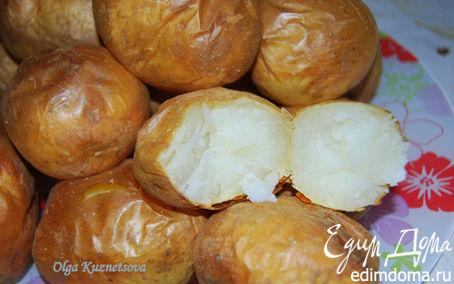 Рецепт Картошка печеная в мундире