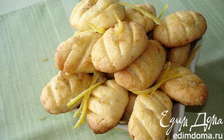 """Рецепт Печенье """"Лимонные булочки"""""""