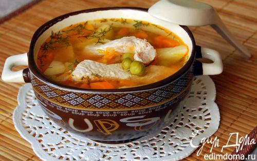 Рецепт Суп из индейки