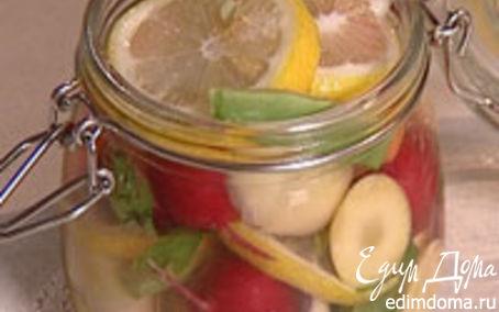 Рецепт Маринованное ассорти из летних овощей
