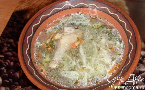 Рецепт Зама - молдавский культовый суп