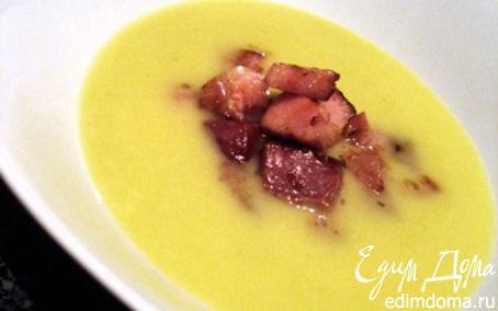 Рецепт Суп из лука порея и картофеля по рецепту Джулии Чайлд
