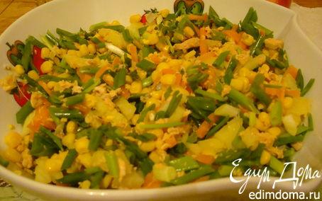 Рецепт Рыбный салат
