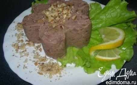 Рецепт Фасоль - чесночная закуска