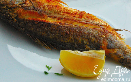 Рецепт Сибас по-сицилийски