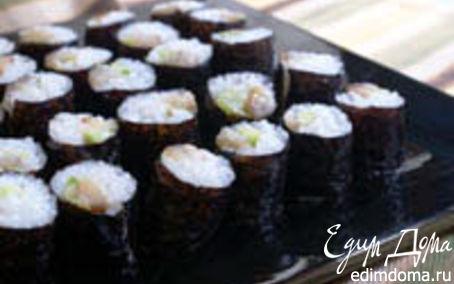 Рецепт Роллы с рыбой
