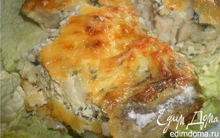 Рецепт Рыба по-домашнему