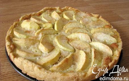 Рецепт Сладкий яблочный пирог