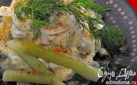 Рецепт Деревенский салат по-шведски (Swedish Country Salad)