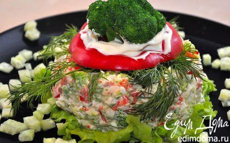 Рецепт Салат Брокколи Бест (Salad Broccoli Best)
