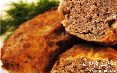 Рецепт Гречаники с мясом
