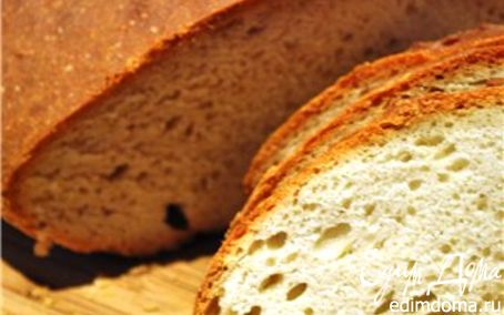 Рецепт Бельгийский хлеб на пиве