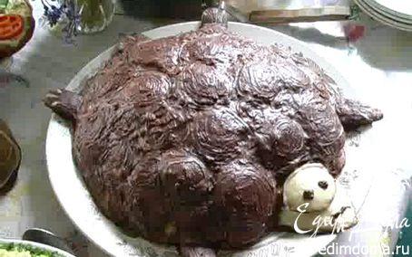 """Рецепт Торт """"Черепаха"""""""
