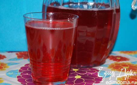 Рецепт Клюквенный напиток