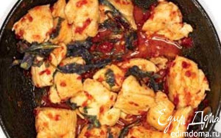 Рецепт курица по-тайски
