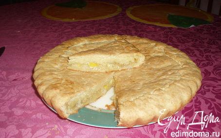 Рецепт Лимонник, закрытый пирог