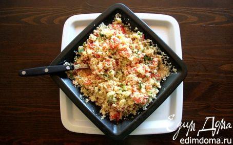 Рецепт Салат из кускуса