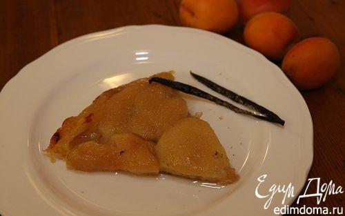 Рецепт Персиковый пирог-перевертыш