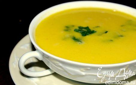 Рецепт Острый цитрусово-кокосовый суп