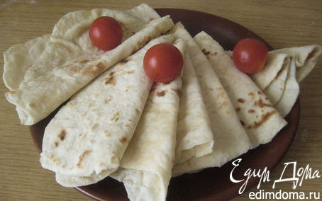 Рецепт Армянский лаваш