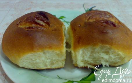Рецепт Сахарные плюшки с корицей