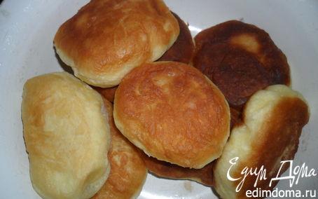 Рецепт Пирожки с картошкой