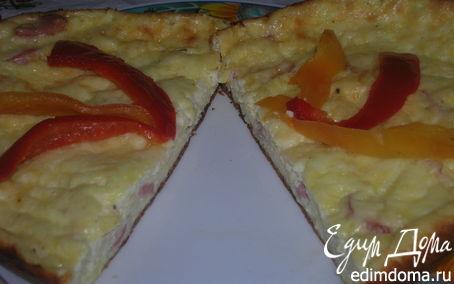 Рецепт Сырное суфле от Ирины