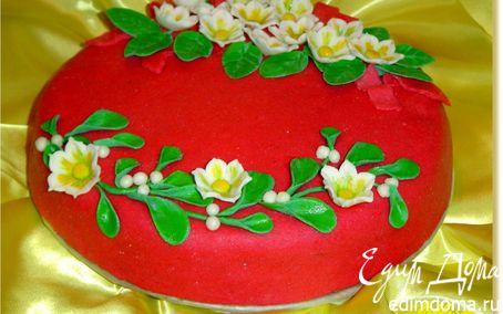 """Рецепт Tescoma. Торт """" Зимние цветы"""""""