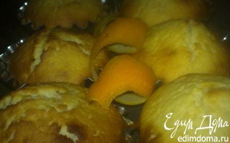 Рецепт Лимонные маффины от Аннетки