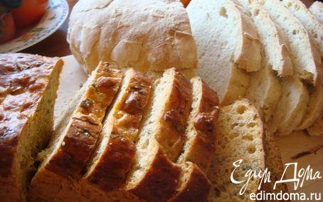 Рецепт Хлеб с душистыми травами
