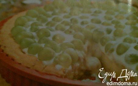 Рецепт Миндальный торт с франжипаном