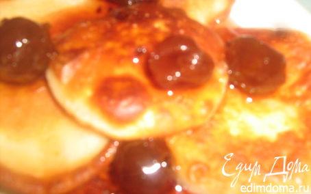 Рецепт Йогуртные оладушки