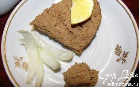Рецепт Печеночный паштет