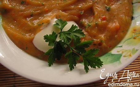 Рецепт Овощной крем-суп