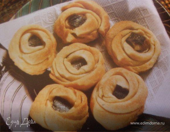 Печенье с сельдью