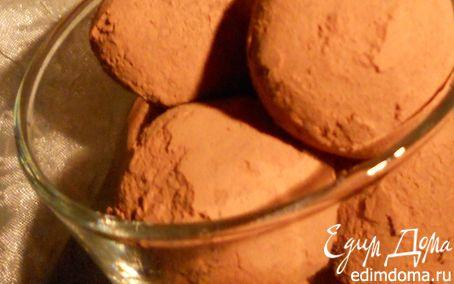 Рецепт Шоколадно-имбирные трюфели