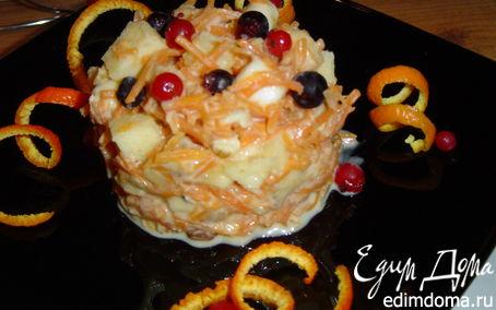 Рецепт Десертный салат
