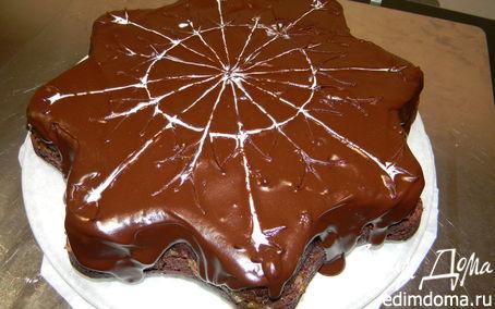"""Рецепт Шоколадный торт """"Захер"""""""
