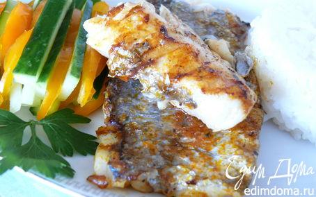 Рецепт Hoki в маринаде