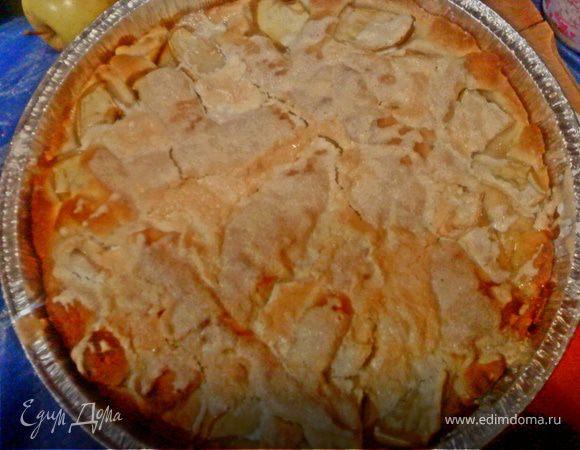 пирог - торт Вероника